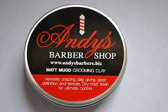 MATT MUDD – GROOMING CLAY