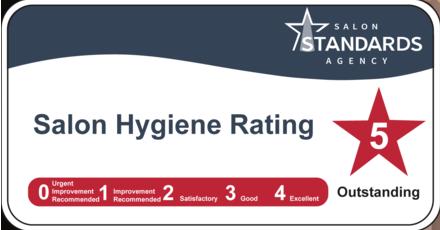 5 star Hygiene award